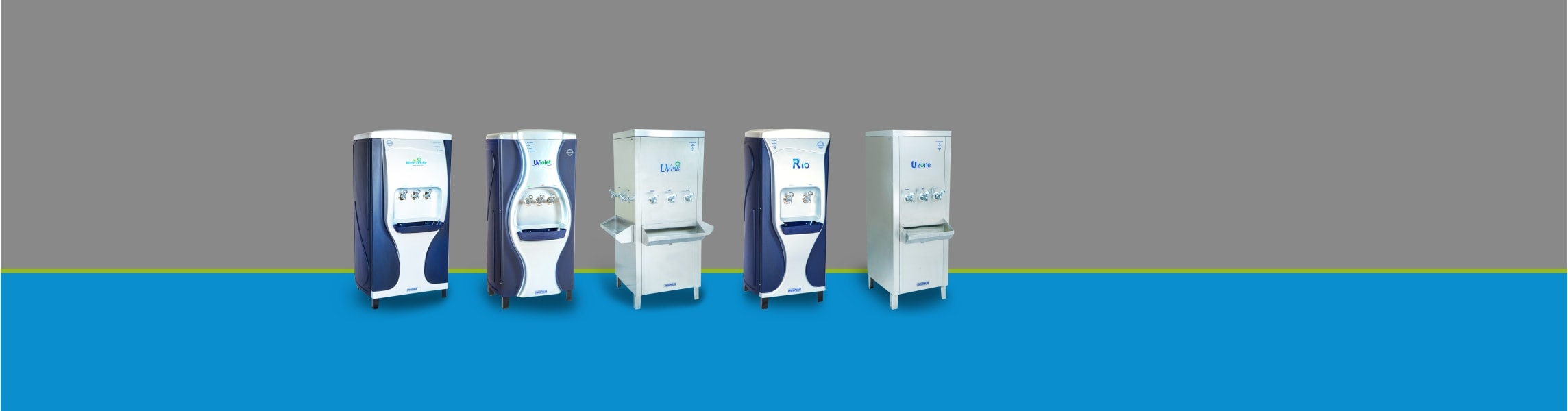 Water Dispenser Suppliers, Domestic Water Purifiers, Industrial Water Purifiers